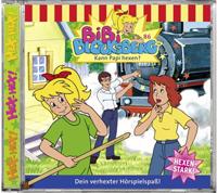 Bibi Blocksberg Folge 86 Kann Papi hexen ?