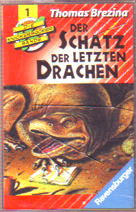 MC Ravensburger Die Knickerbockerbande 01 Der Schatz der letzten