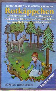 MC Ravensburger - Rotkäppchen - Der Schweinhirt - Das Hausgesind