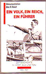 MC Das dritte Reich - Ein Volk, ein Reich, ein Führer