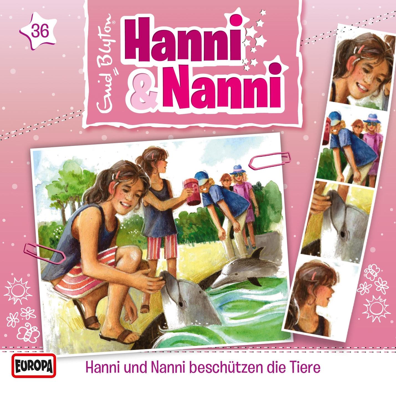 Hanni und Nanni Folge 36 Hanni und Nanni beschützen die Tiere