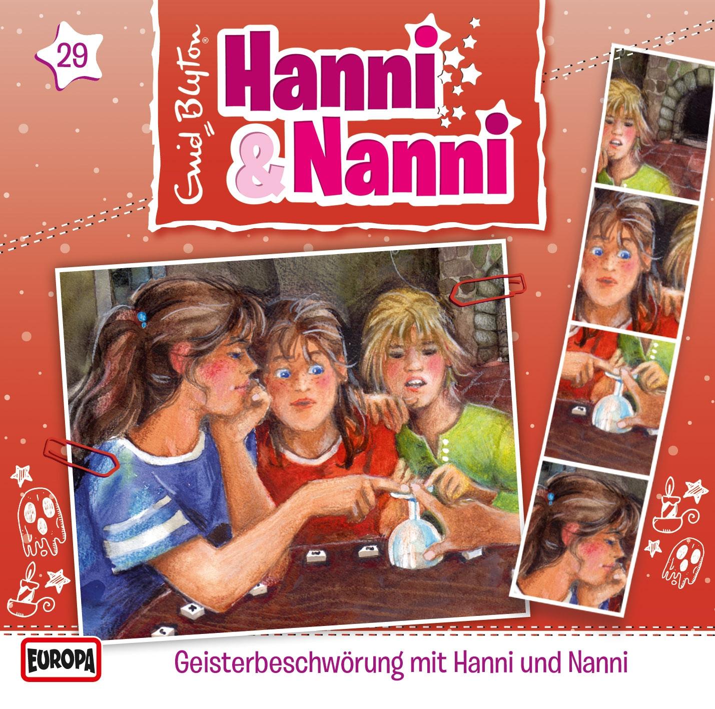 Hanni und Nanni Folge 29 Geisterbeschwörung mit Hanni und Nanni