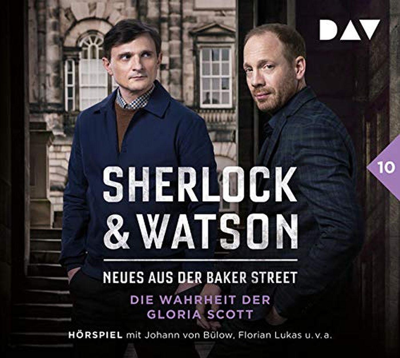 Sherlock & Watson – Neues aus der Baker Street: Die Wahrheit der Gloria Scott (Fall 10)