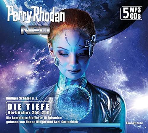 Perry Rhodan Neo MP3-CD Episoden 250-259
