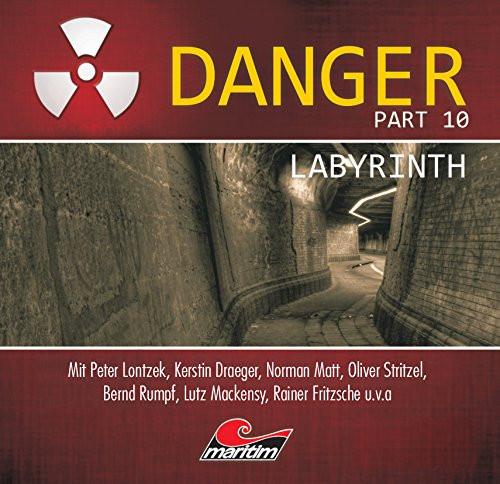 Danger - Folge 10: Labyrinth