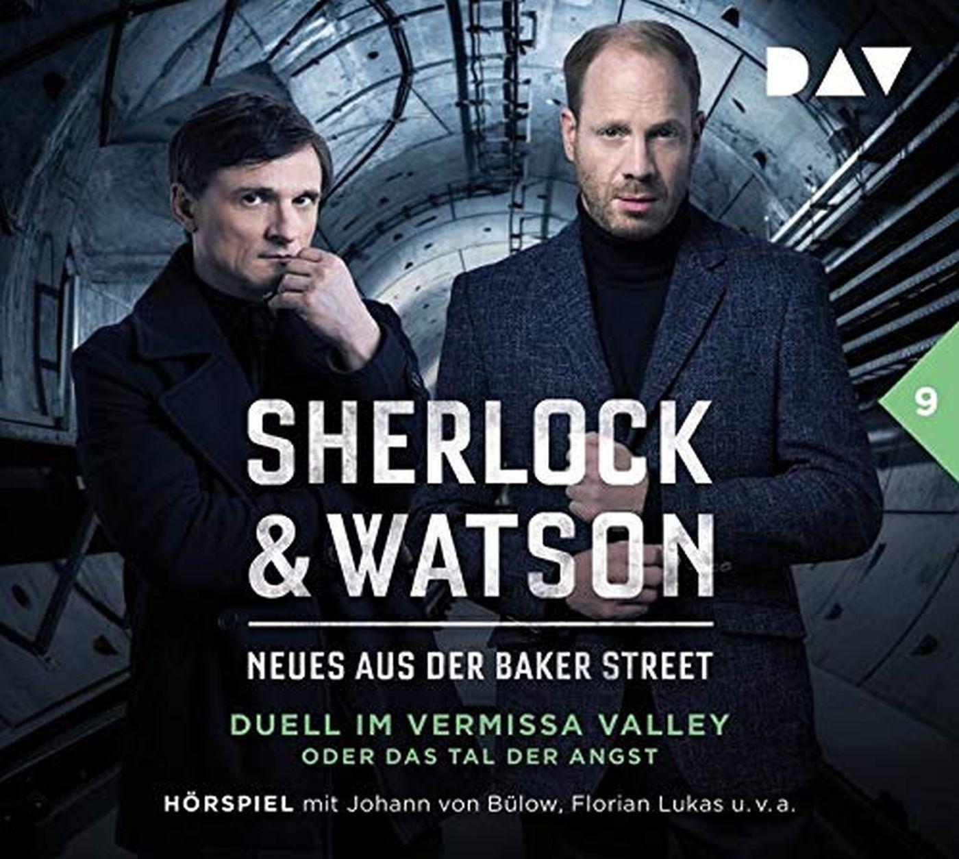 Sherlock & Watson – Neues aus der Baker Street: Duell im Vermissa Valley oder Das Tal der Angst (Fall 9)