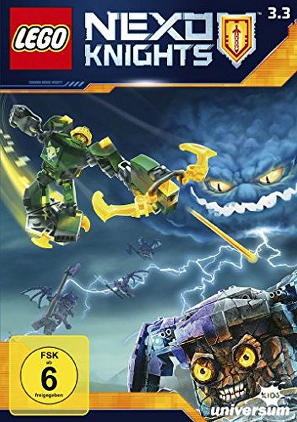 LEGO - Nexo Knights - Staffel 3.3 (DVD)