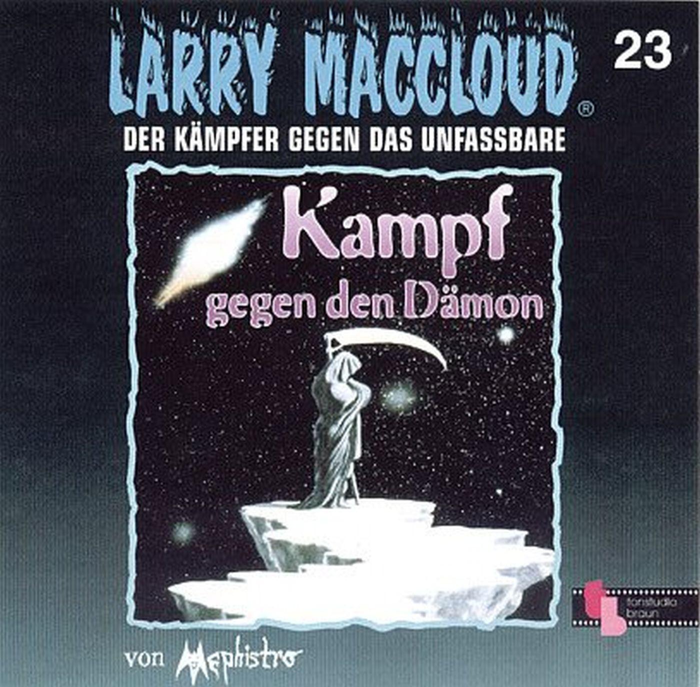 Larry MacCloud 23 Kampf gegen den Dämon