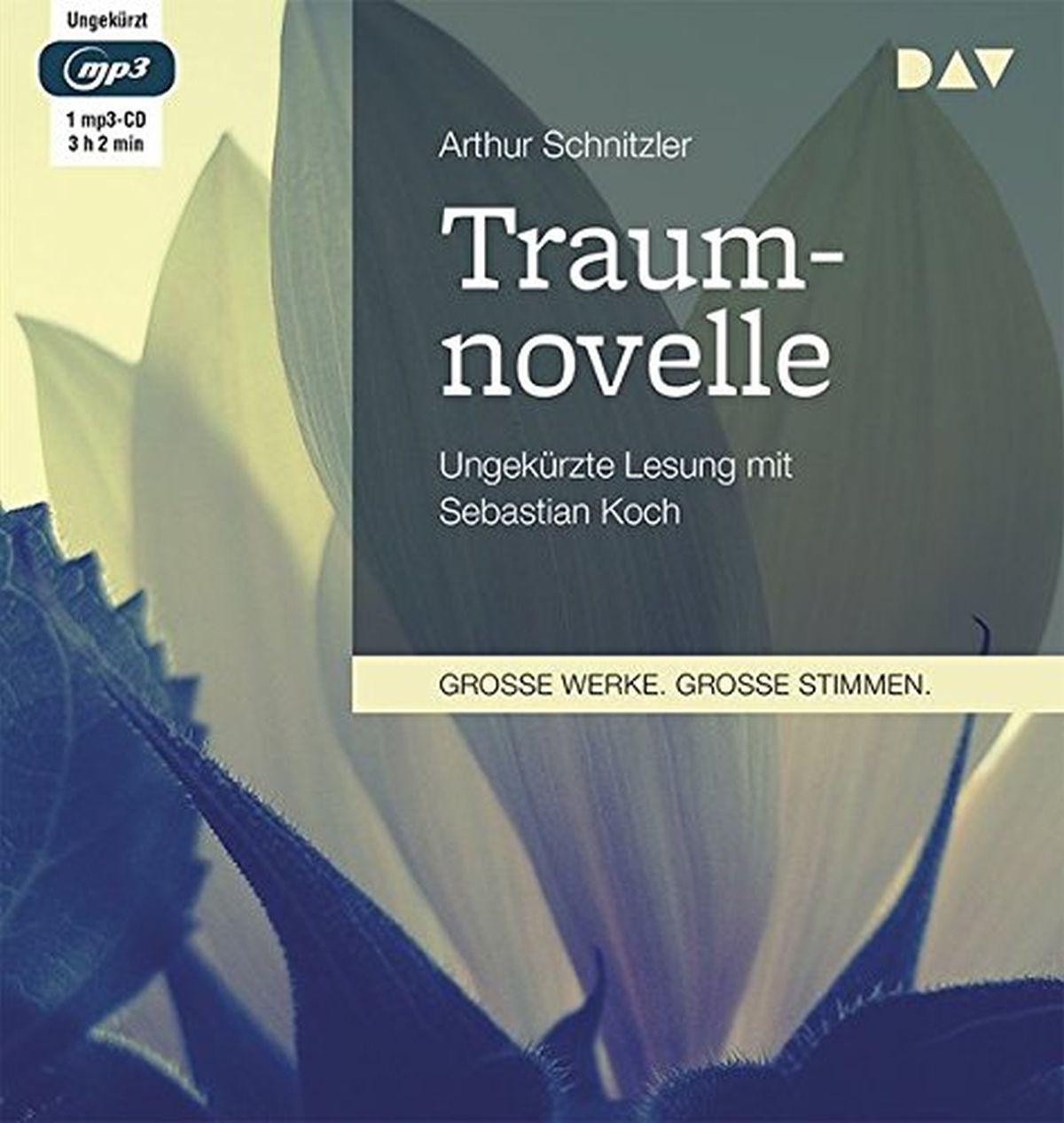 Arthur Schnitzler - Traumnovelle