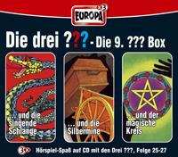 Die drei Fragezeichen Fan Box die 09. Folgen 25 - 27