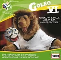Goleo VI & Pille Folge 1 jagen den WM-Erpresser