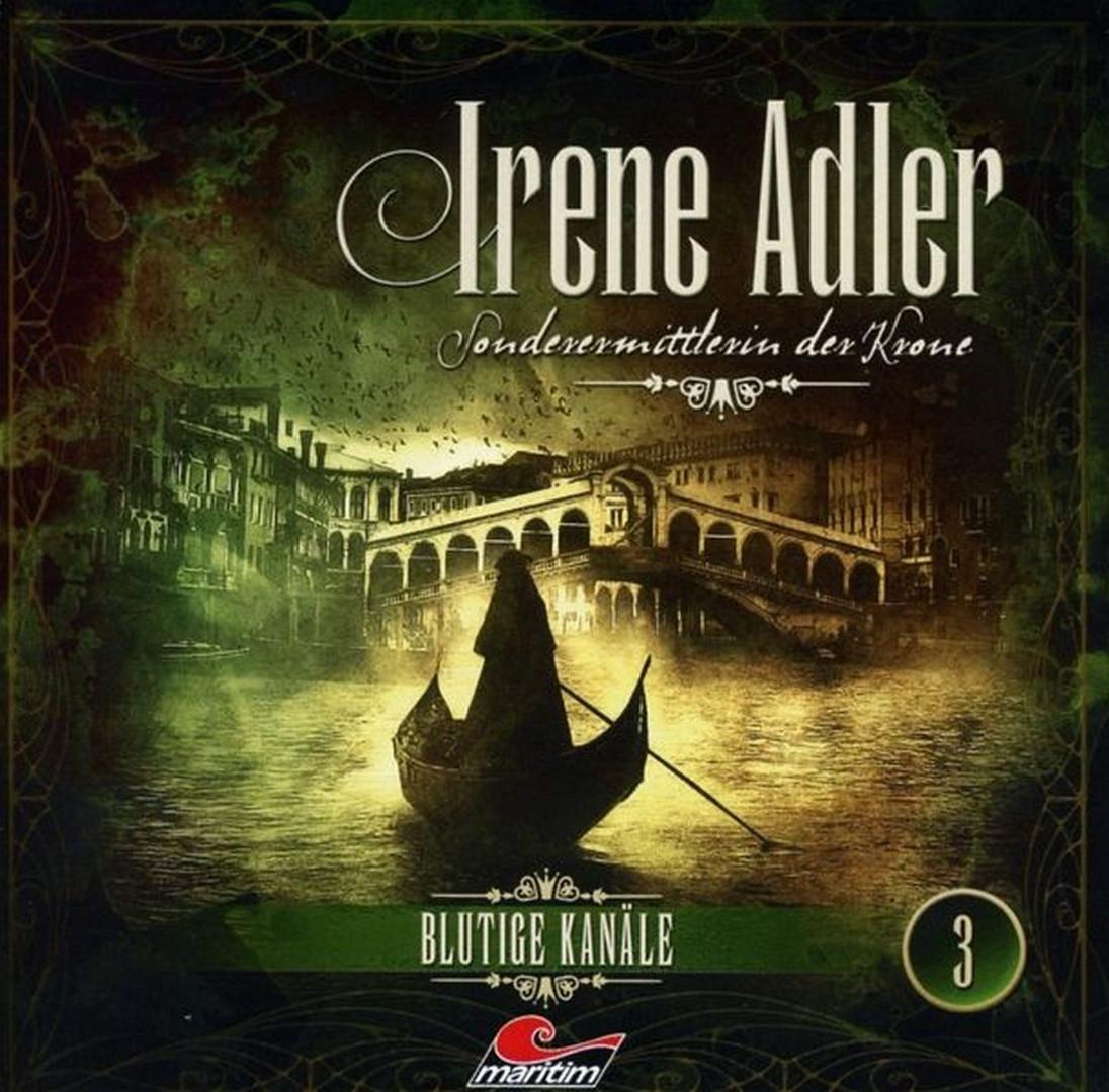 Irene Adler - Folge 3: Blutige Kanäle