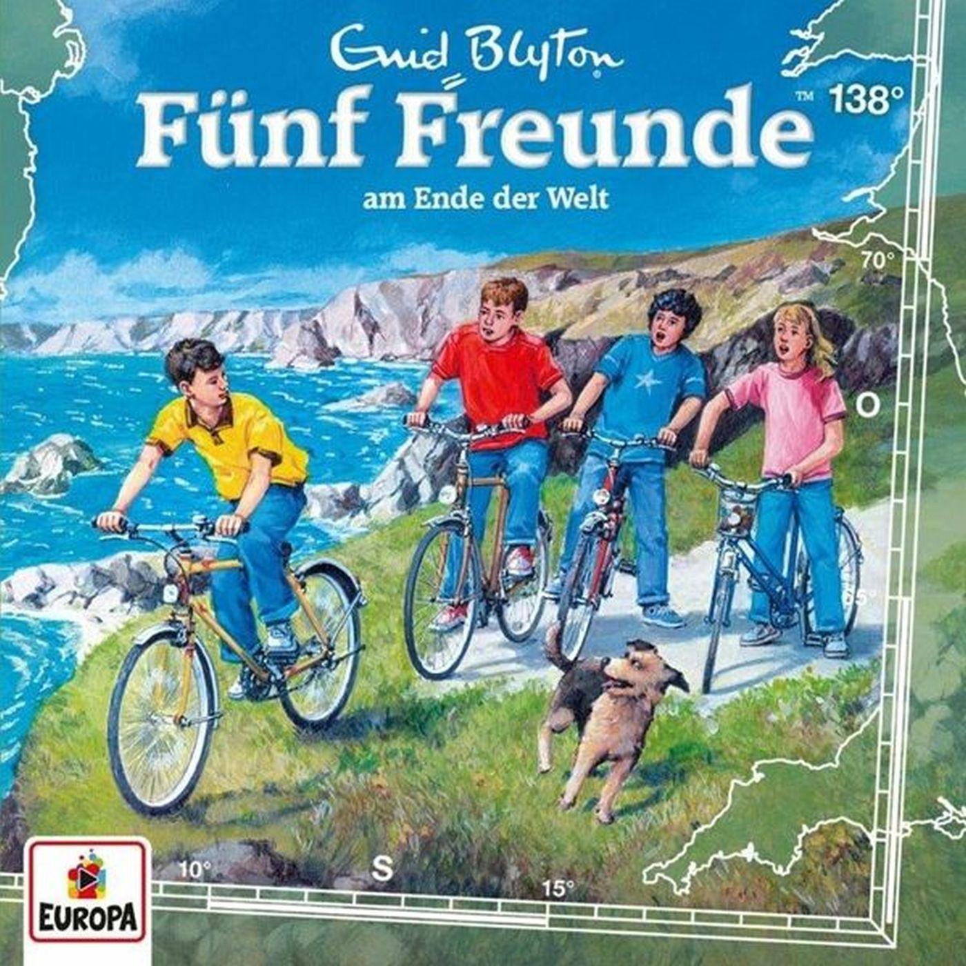 Fünf Freunde 138 Am Ende der Welt