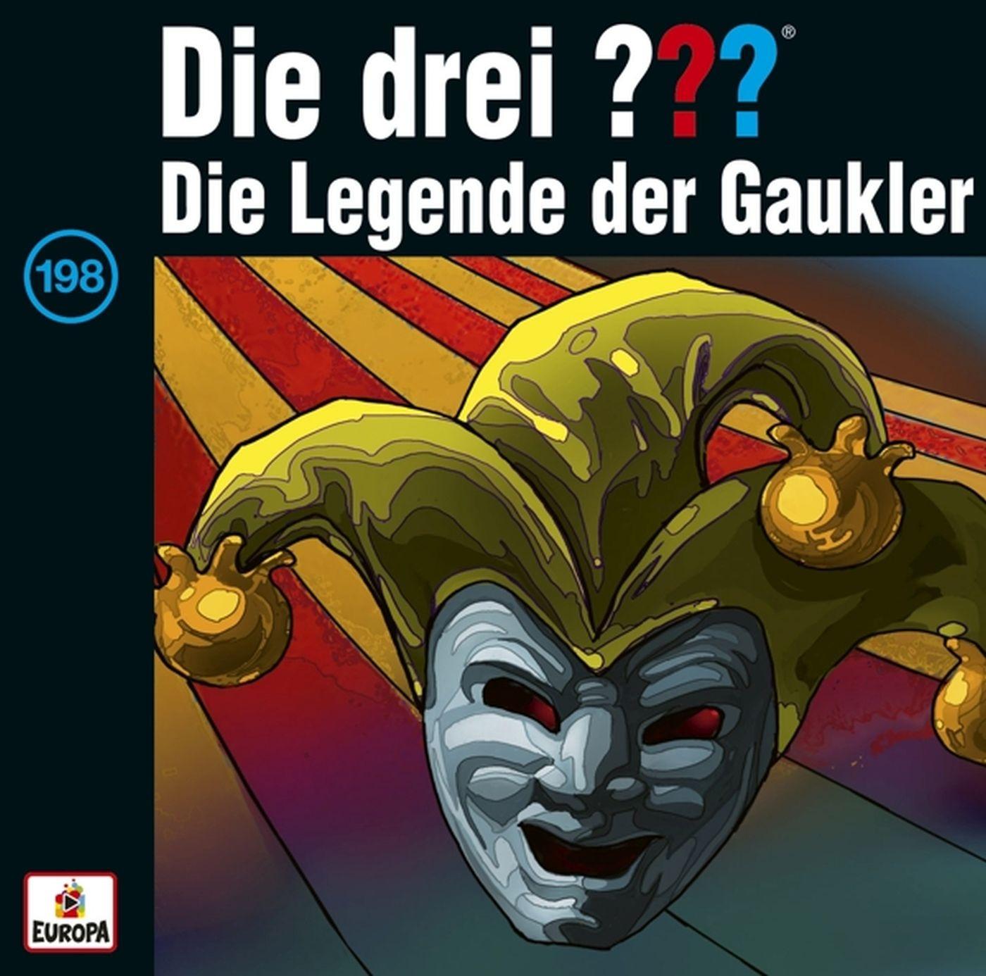 Die drei ??? Fragezeichen - Folge 198: Die Legende der Gaukler (CD)