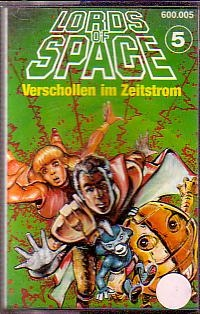 MC Imtrat Lords of Space Folge 5 Verschollen im Zeitstrom