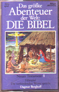 MC Bella Musica Die Bibel Neues Testament 1