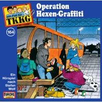 TKKG Folge 164 Operation Hexen-Graffiti