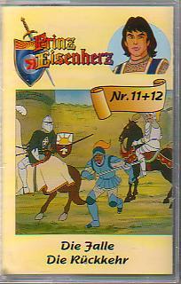 MC WZ Prinz Eisenherz Folge 11+12