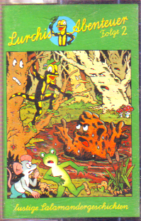 MC Salamander Lurchis Abenteuer Folge 2