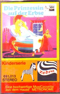 MC Zebra Die Prinzessin auf der Erbse / Der Riese und der Schnei