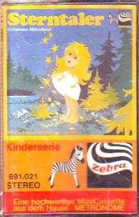 MC Zebra Sterntaler
