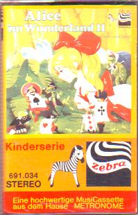 MC Zebra Alice im Wunderland 2