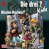Die drei ??? Kids Folge 18: Mission Maulwurf