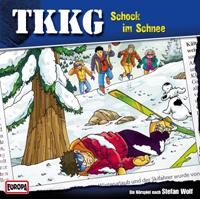 TKKG Folge 170 Schock im Schnee