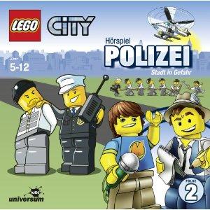 LEGO City - 2 - Polizei: Stadt in Gefahr