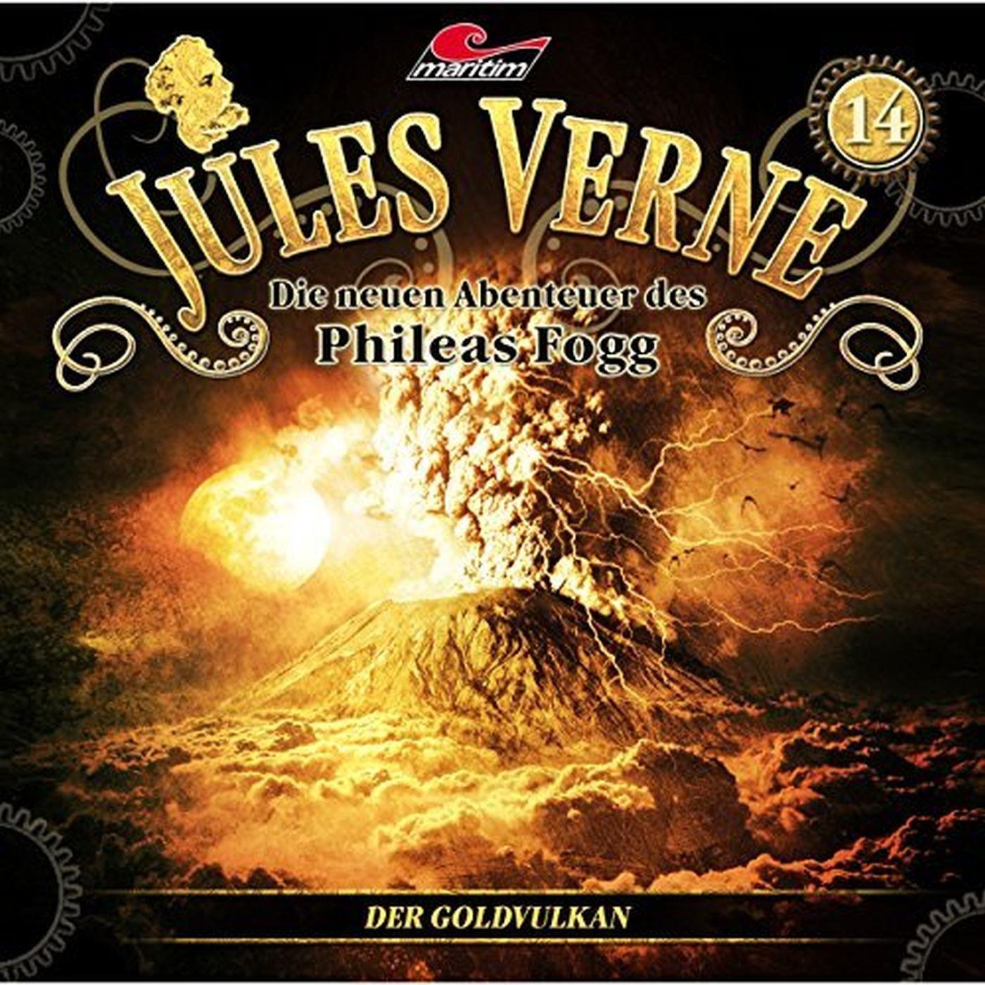 Jules Verne - Folge 14: Der Goldvulkan