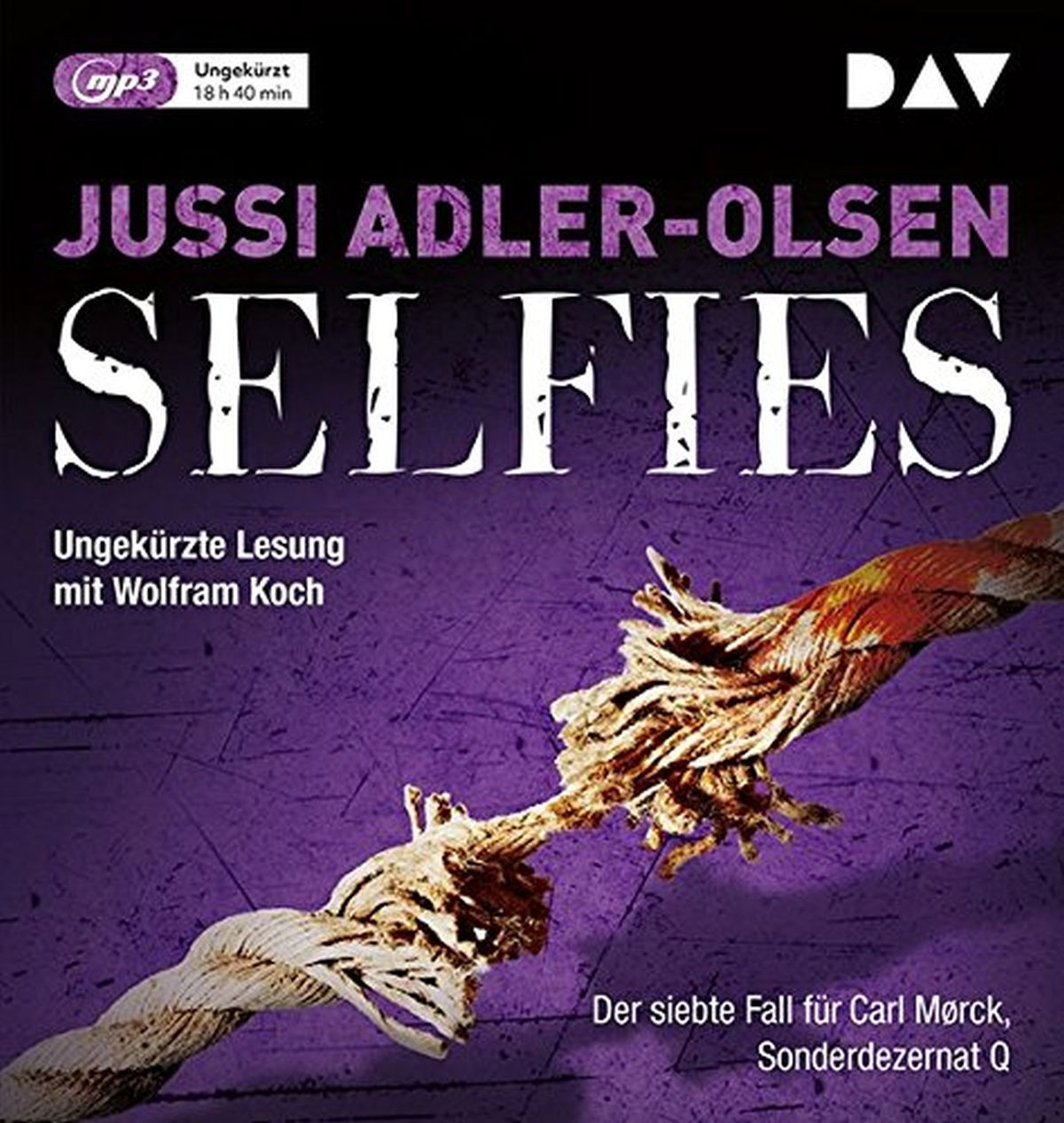 Jussi Adler-Olsen - Selfies. Der siebte Fall für Carl Mørck, Sonderdezernat Q