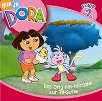 Dora - 2 - Hörspiel zur TV-Serie, Folge 2