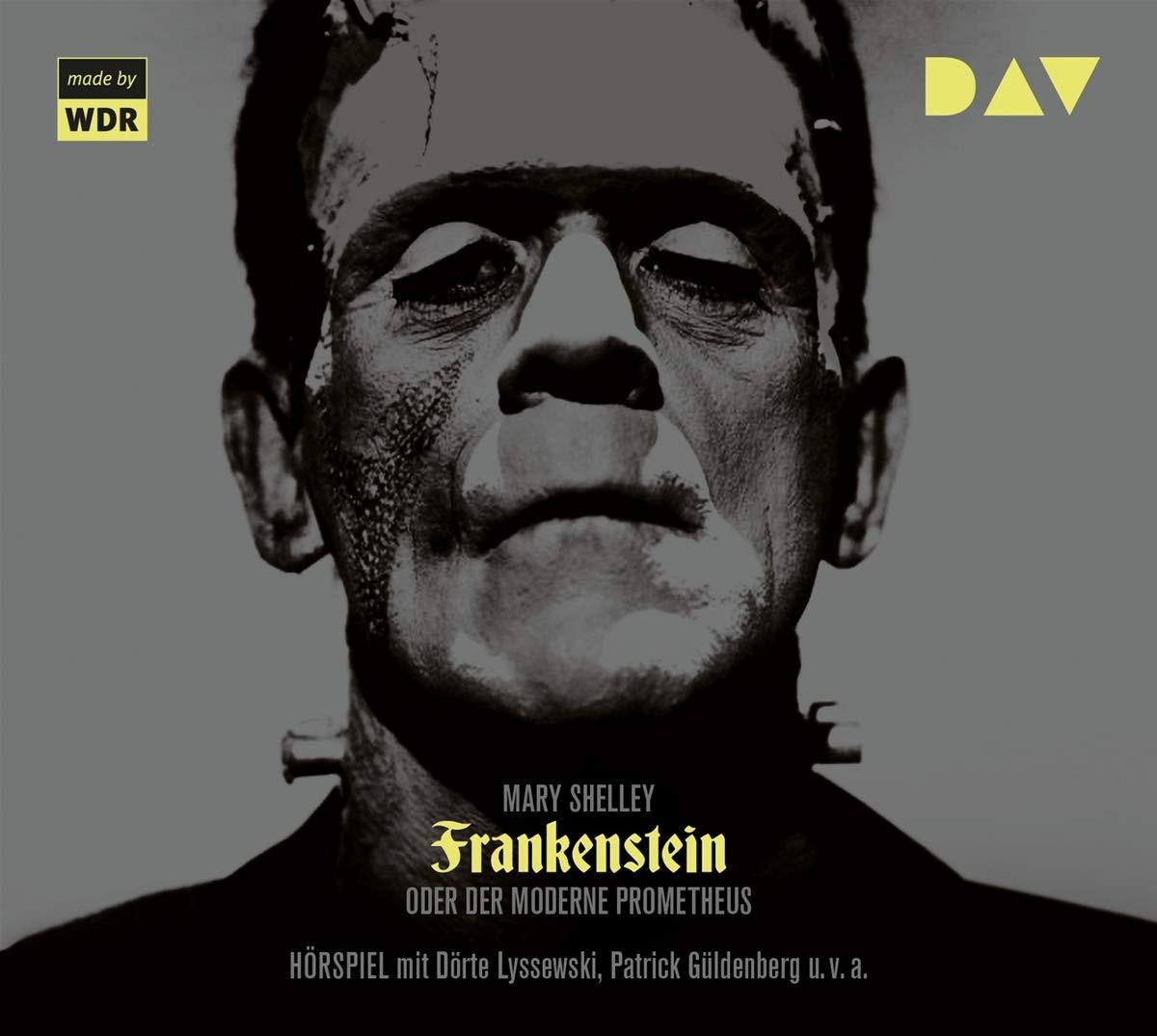 Frankenstein oder Der moderne Prometheus (WDR Hörspiel)