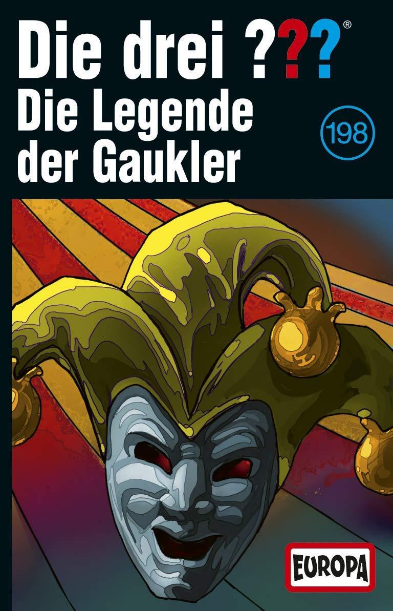 Die drei ??? Fragezeichen - Folge 198: Die Legende der Gaukler (MC)