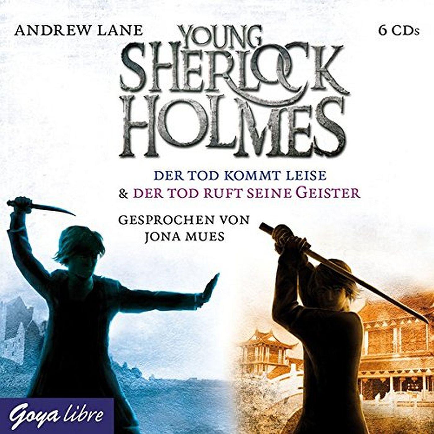 Young Sherlock Holmes. Der Tod kommt leise [5] / Der Tod ruft seine Geister [6]