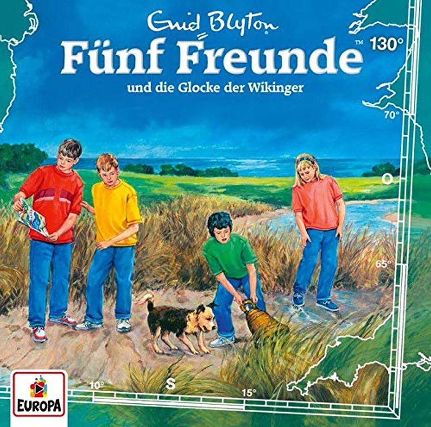 Fünf Freunde 130 Fünf Freunde und die Glocke der Wikinger