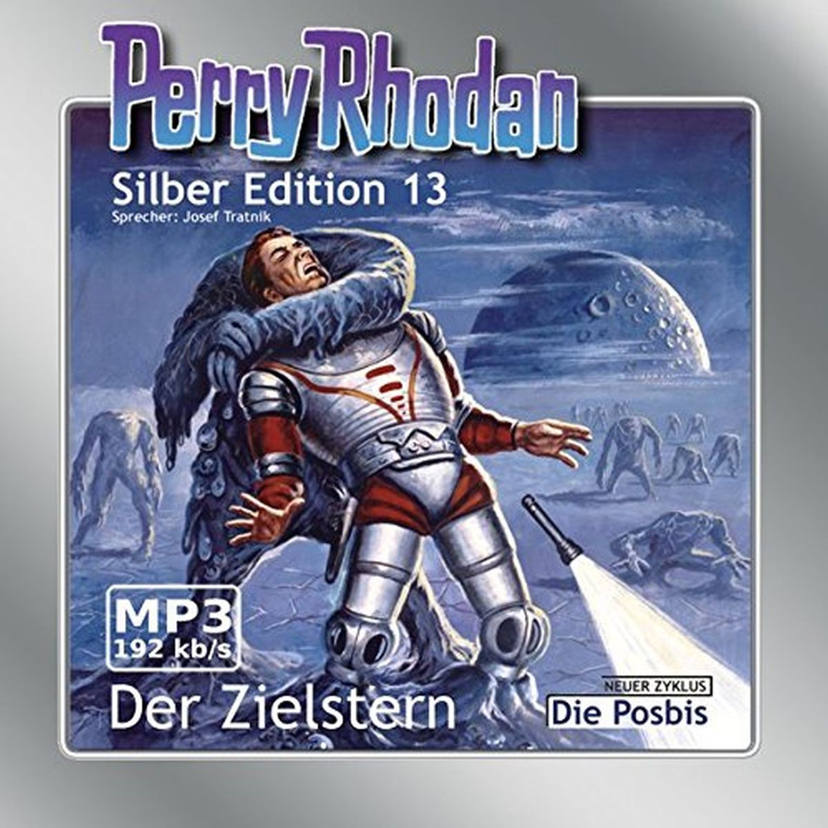 Perry Rhodan Silber Edition (mp3-CDs) 13 - Der Zielstern