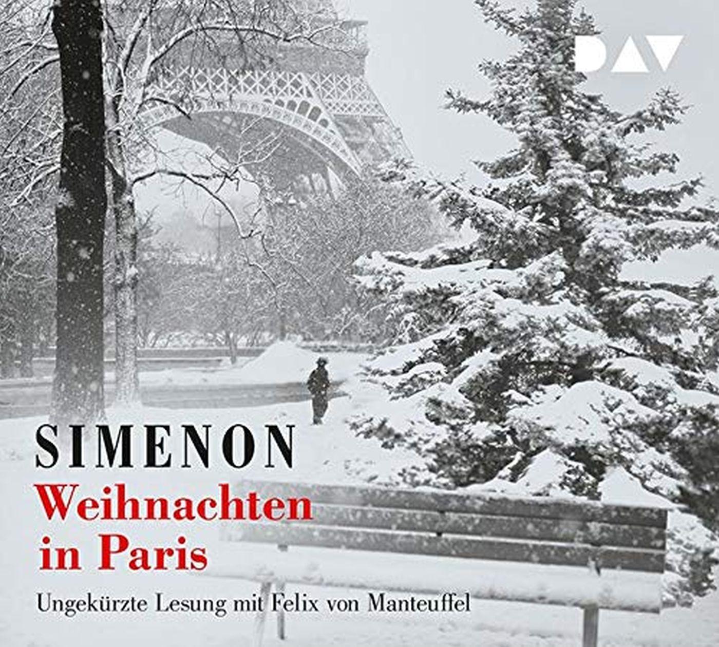 Georges Simenon - Weihnachten in Paris