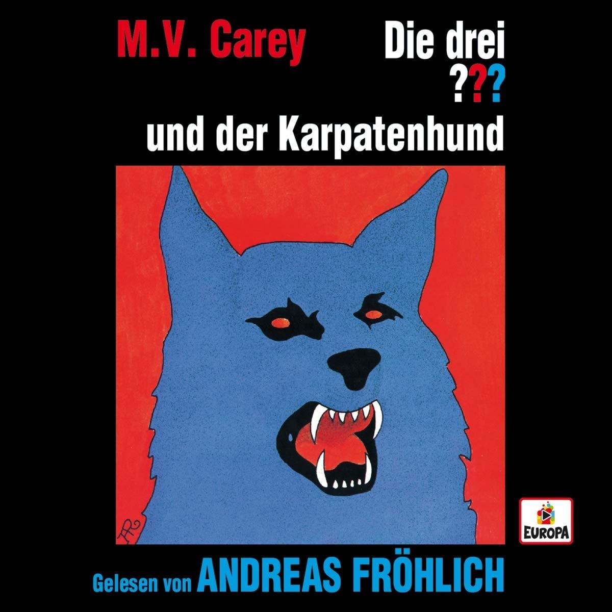 Andreas Fröhlich liest... Die drei ??? und der Karpatenhund