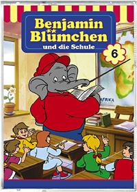 Benjamin Blümchen Folge 006 ... und die Schule