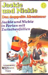 MC Polyband 7023 Jackie und Nickie 2