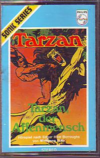 MC Philips Tarzan der Affenmensch