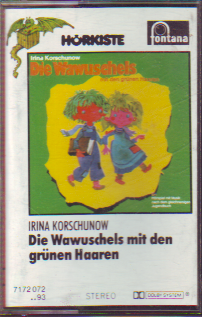 MC Fontana Die Wawuschels mit den grünen Haaren