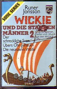 MC Philips Wickie und die starken Männer Folge 2