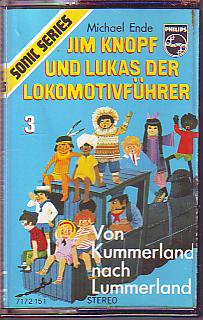 MC Philips Jim Knopf + Lukas 3 Kummerland nach Lummerland