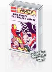 MC Europa Lego Piraten 01 Der Schatz der halben Münze