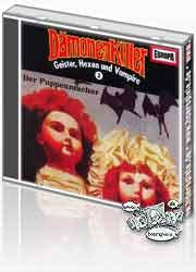 MC Europa RDK Dämonenkiller Folge 03 Der Puppenmacher