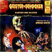 Geister-Schocker 11 Karten des Blutes