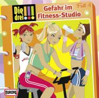 Die drei Ausrufezeichen 004 - Gefahr im Fitness-Studio