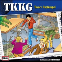 TKKG Folge 169 Tatort Dschungel